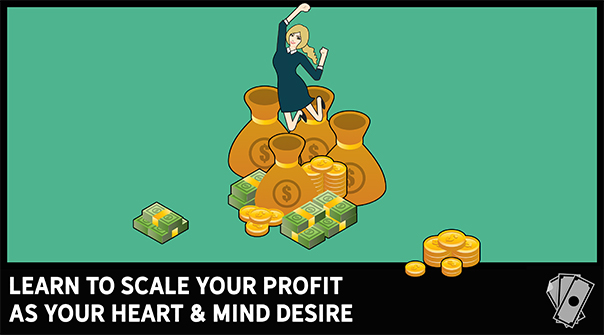Ways a Small Business Can Scale to Profitability