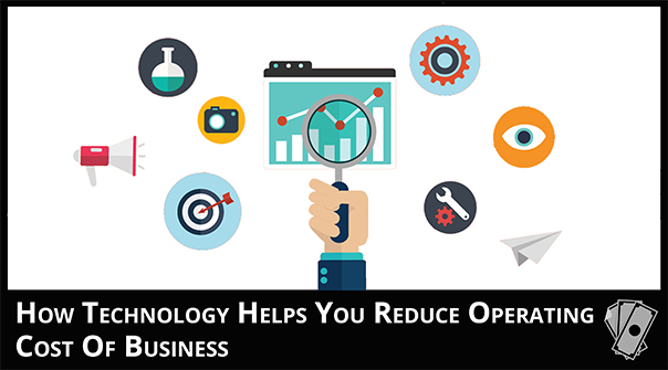 Reduce Operating Cost of Business